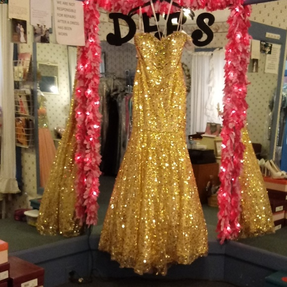 Tiffany Designs Dresses & Skirts - Prom gown
